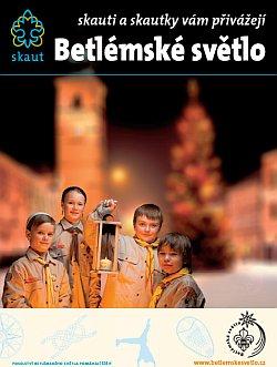 Betlémské světlo v ČR