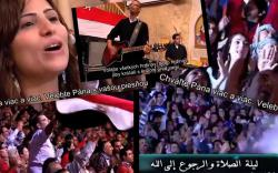 Egyptští křesťané zpívají: Vstal z mrtvých a smrt nemá žádnou moc (krátký VIDEOSPOT s překladem)