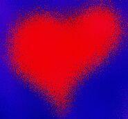 Srdce Ježíšovo, Božské srdce