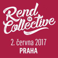 Rend Collective Praha 2.6.2017