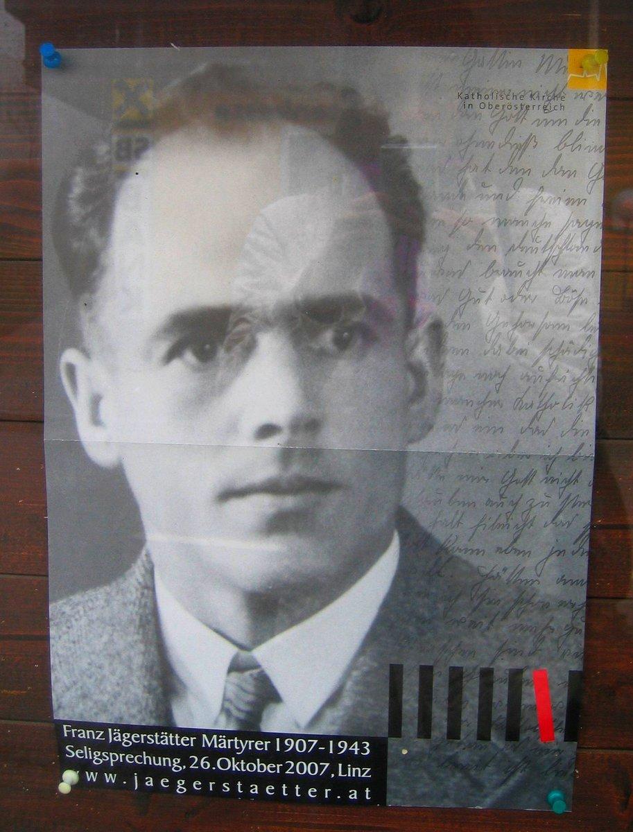 Franz Jägerstätter / foto wikimedia commons